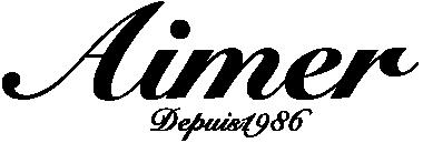 Aimer エメ logo
